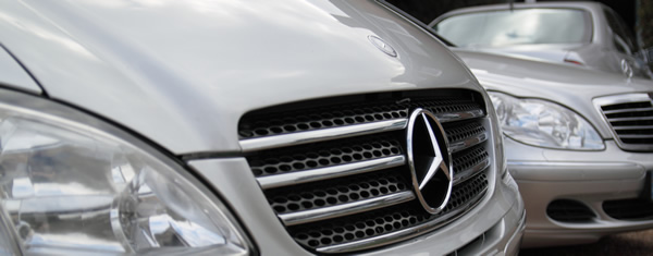 Private Car Hire Mercedes